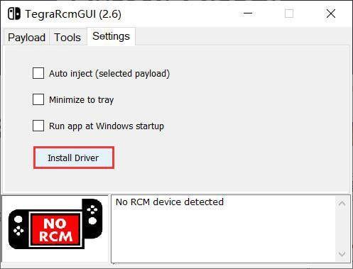 TegraRcmGUI-Install-Driver