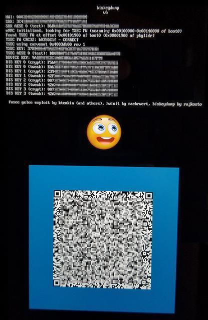 biskeydump-Switch-运行示例